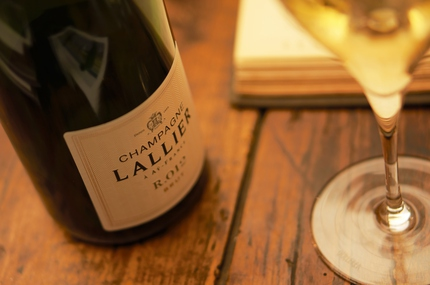 Champagne LALLIER: work and passion